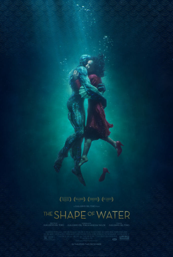 The Shape of Water © 2017 Twentieth Century Fox Film Corporation All Rights Reserved