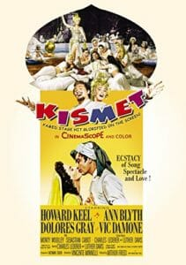 Old Classics   ? Newly Reviewed | Kismet (1955) | The Two Gay Geeks